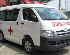 Thua độ mùa World Cup, vào bệnh viện trộm xe cấp cứu