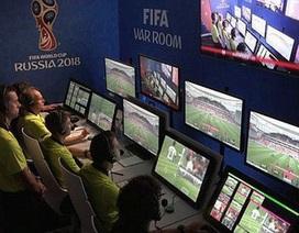 Bạn biết gì về VAR - Công nghệ gây tranh cãi nhất tại World Cup 2018?