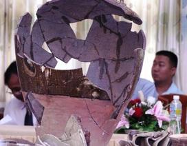 """Có một """"trung tâm"""" sản xuất gốm Champa quy mô lớn ở Bình Định"""
