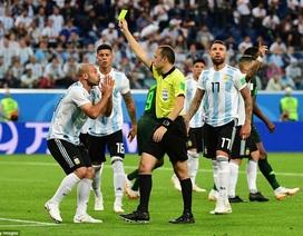 """Cựu trọng tài FIFA Lương Thế Tài: """"Trọng tài chính xác khi không thổi phạt đền Rojo"""""""