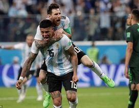 """Vượt qua """"cửa tử"""", Argentina tử chiến với Pháp ở vòng 1/8 World Cup 2018"""