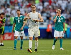 Những khoảnh khắc Đức thảm bại trước Hàn Quốc và chia tay World Cup 2018