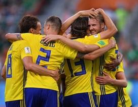 Mexico 0-3 Thụy Điển: Tuyệt vời chiến binh Viking