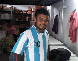 Người hâm mộ Messi tự tử sau trận thua của Argentina tại World Cup
