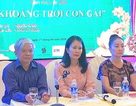 """Ra mắt vở kịch """"Khoảng trời con gái"""" - Tri ân 10 cô gái TNXP Ngã ba Đồng Lộc"""