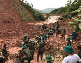 Chưa tìm thấy 9 người mất tích do mưa lũ ở Lai Châu