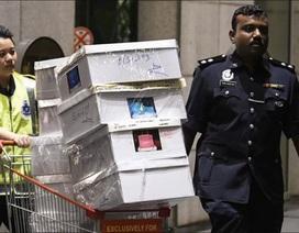 """Khối tài sản """"khủng"""" thu giữ từ nhà cựu Thủ tướng Najib trị giá 273 triệu USD"""