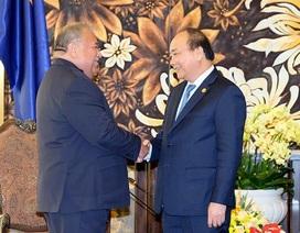 Thủ tướng đề nghị lãnh đạo các nước dự GEF ủng hộ lập trường của Việt Nam về Biển Đông
