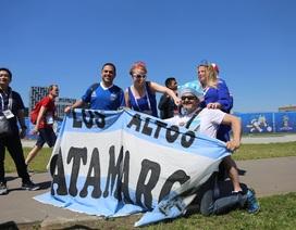 Ký sự World Cup: Argentina đi tiếp, chủ nhà Nga vui nhất