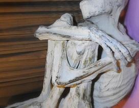 """Phát hiện xác ướp """"người ngoài hành tinh"""" 3 ngón tay ở Peru"""