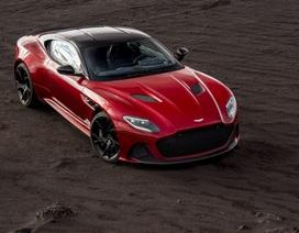 """DBS Superleggera - Sự """"trở lại"""" của Aston Martin"""
