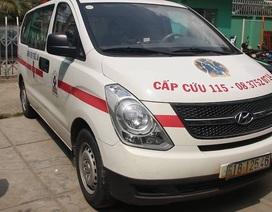 Thanh niên thua độ World Cup trộm xe cấp cứu khai gì?