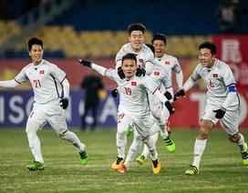 U23 Việt Nam nằm ở nhóm hạt giống số 3 tại Asiad 2018