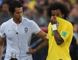 Brazil chịu tổn thất lớn sau chiến thắng trước Serbia