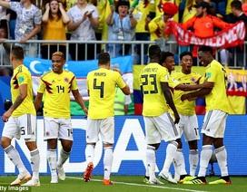 Senegal 0-1 Colombia: Nỗi đau của Senegal