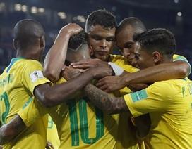 Brazil rơi vào nhánh đấu cực khó ở World Cup 2018