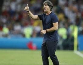 HLV Joachim Low nói gì sau cú sốc bị loại khỏi World Cup?
