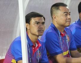 Con trai HLV Nguyễn Thành Vinh thay Tài Em làm HLV Sài Gòn FC