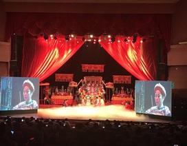 Tín ngưỡng Thờ Mẫu của người Việt được giới thiệu tại TPHCM