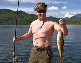 Thú vui câu cá của các nhà lãnh đạo thế giới