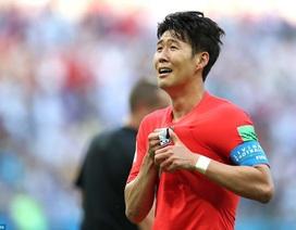 Son Heung-Min ngỡ mình mơ sau chiến thắng trước Đức