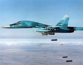 """Uy lực tấn công của """"xe tăng bay"""" Su-34"""