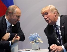 Ông Trump và Putin nhất trí gặp thượng đỉnh lần đầu tại nước thứ ba
