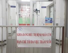 Còn 1 ca nặng và 4 ca nghi nhiễm cúm A/H1N1 tại Chợ Rẫy