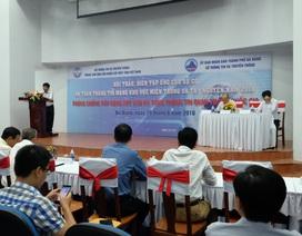 Đà Nẵng diễn tập ứng cứu sự cố an toàn thông tin mạng