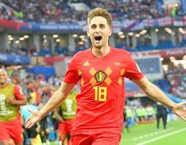 Anh 0-1 Bỉ: Tuyệt phẩm của thần đồng Januzaj