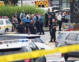 Nổ súng tại tòa soạn báo Mỹ, ít nhất 5 người chết