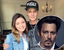 Johnny Depp hốc hác, xanh xao đến mức khó nhận ra