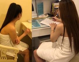 Cơ sở massage cho tiếp viên thoát y