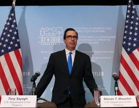 """G7 họp kiểu """"G6+1"""", bất thường chưa từng thấy"""