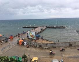 2.000 du khách có thể mắc kẹt trên đảo Lý Sơn 2 - 3 ngày