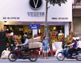 Kỷ lục mới: Đất phố Huế hơn 500 triệu đồng/m2, Xã Đàn 400 triệu đồng/m2