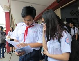 TPHCM sắp công bố điểm chuẩn vào lớp 10