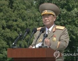 Triều Tiên bất ngờ thay Bộ trưởng Quốc phòng trước hội nghị với Mỹ