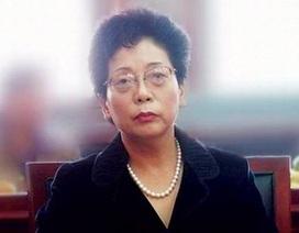 """Các cách """"trượt ngã"""" của nữ quan tham Trung Quốc"""