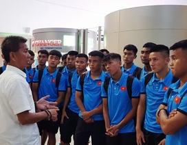HLV Hoàng Anh Tuấn nói gì trước đại chiến với U19 Thái Lan?