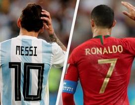 Ronaldo và Messi, ai sẽ xuất sắc hơn ở World Cup 2018?