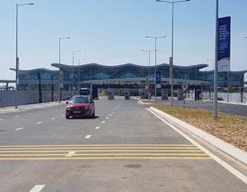 Khánh Hòa khai trương nhà ga sân bay hình tổ yến