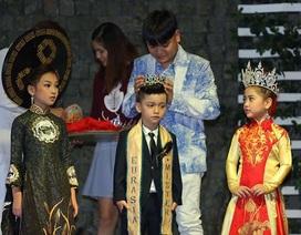 Mẫu nhí Việt đạt danh hiệu nhan sắc: Sau nụ cười là những giọt nước mắt?