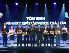 Viettel thưởng cho cá nhân xuất sắc nhất 100 triệu đồng và 1 chuyến học tập tại nước ngoài trị giá 100 triệu đồng