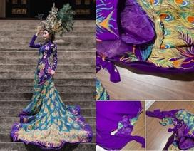 """Thí sinh Việt """"sốc nặng"""" vì bị cắt nát Quốc phục trước Chung kết Miss Asia World"""