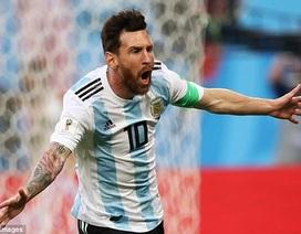 """Messi luôn """"tàng hình"""" ở vòng knock-out World Cup"""