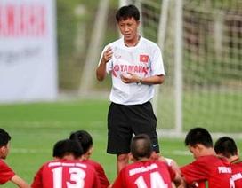 Con trai HLV Nguyễn Thành Vinh quyết vực lại Sài Gòn FC