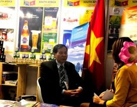 Gần 200 doanh nghiệp Việt Nam - Nam Phi tham gia hội thảo tìm kiếm cơ hội hợp tác