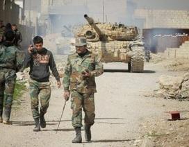 Syria: SAA chia nhiều cánh quân tấn công bắc Daraa