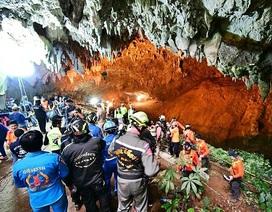 Chuyện kỳ bí về hang nơi đội bóng Thái Lan bị mắc kẹt
